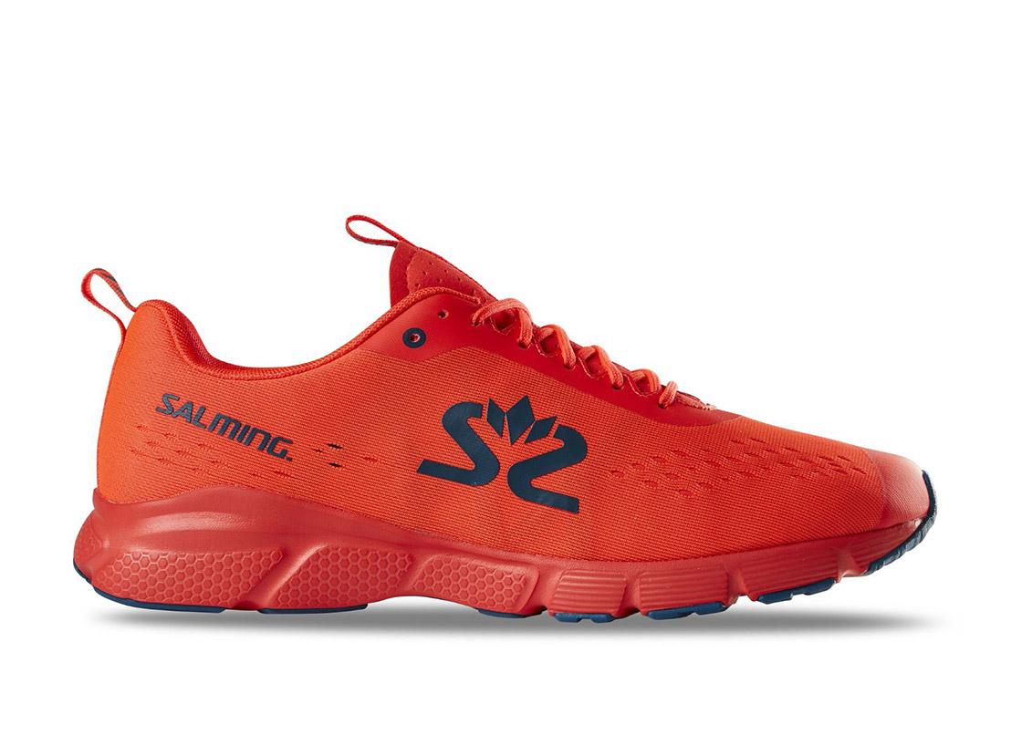 Salming enRoute 3 Men Orange/Blue 11 UK - 46 2/3 EUR - 30 cm