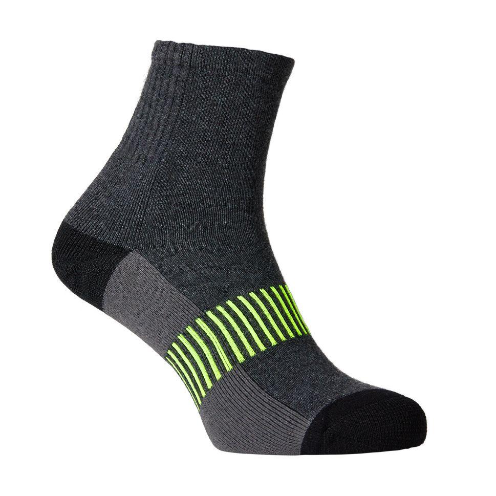 Salming Wool Sock 2.0 Dark Grey Melange 43-46
