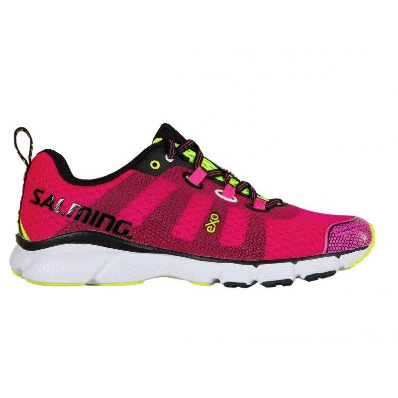 SALMING enRoute Shoe Women Pink Glo 40
