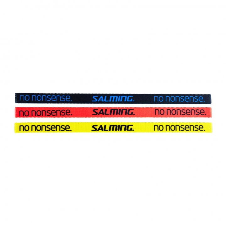 Salming Hairband 3-pack Yellow Mix
