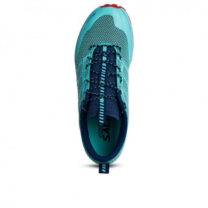 SALMING Elements 2 Shoe Women Aruba Blue/Poseidon Blue  38