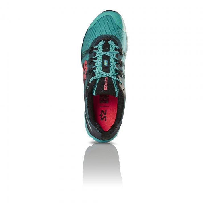 Salming enRoute 2 Shoe Men Green/Black 6,5 UK - 40 2/3 EUR - 25,5 cm