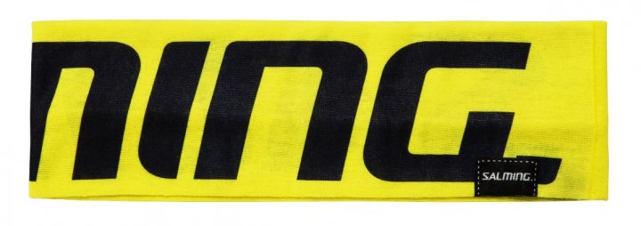 Salming Headband Yellow/Black