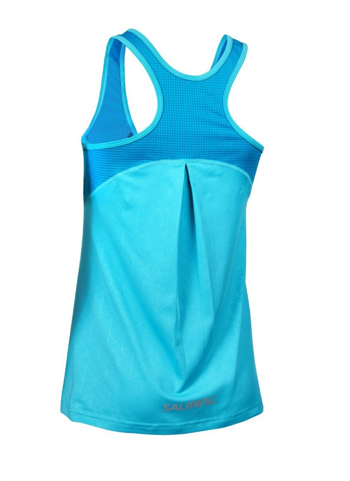 Salming Pure Tanktop Women Light Blue L