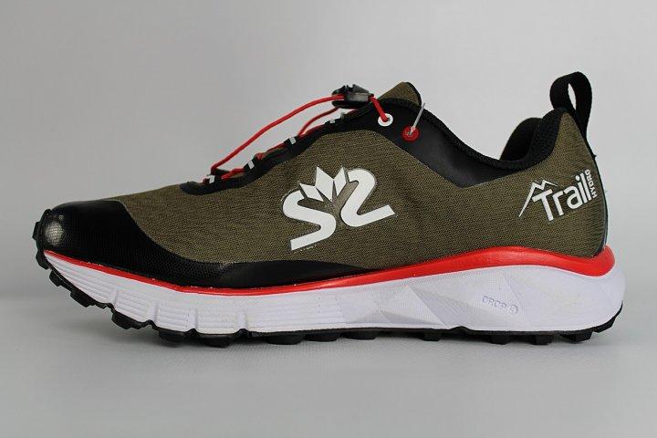 Salming Trail Hydro Shoe Women Beige/Black 3,5 UK - 36 EUR - 22,5 cm
